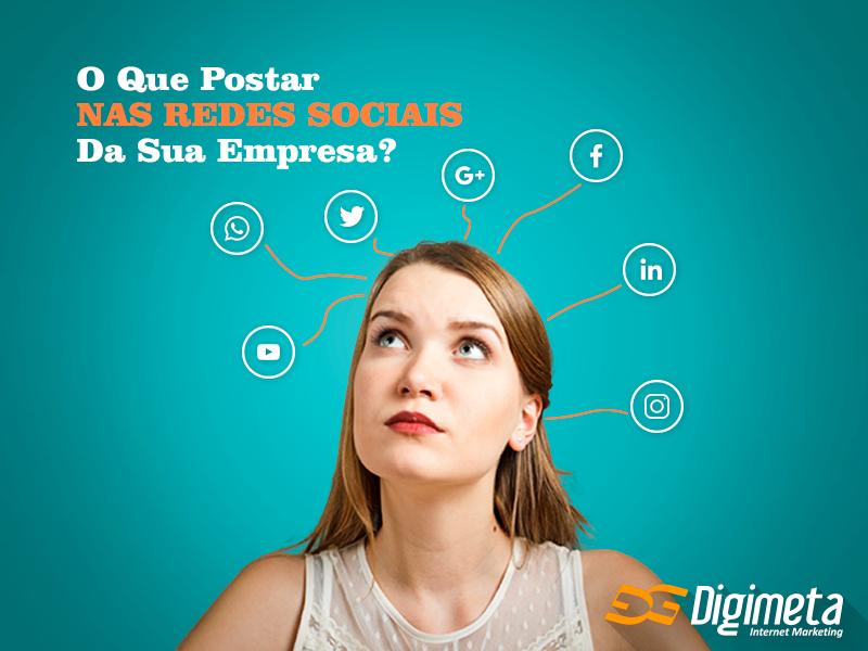 Gerenciamento de Redes Sociais Para Sua Empresa: O Que Postar?