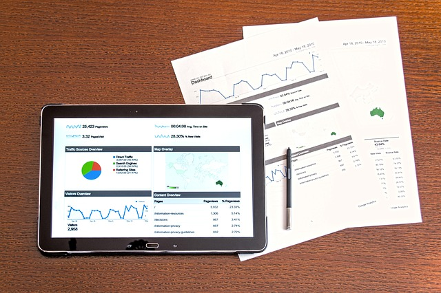 O marketing digital permite que sua empresa crie estratégias a partir da mensuração de dados