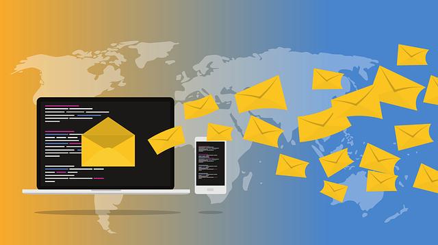 O e-mail marketing permite que empresas entreguem suas mensagens para pessoas interessadas.