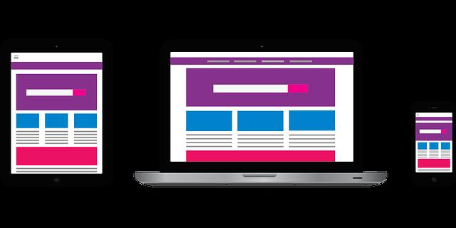 Um design responsivo ajuda a sua empresa a oferecer a melhor experiência para qualquer usuário.